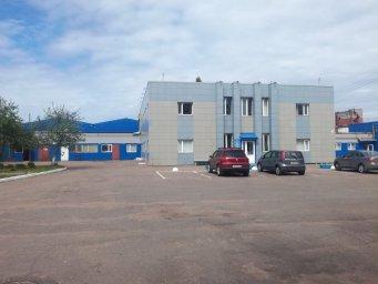 Вид офисного здания