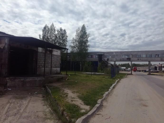 Производственно складской комплекс ООО ПРОИЗАР
